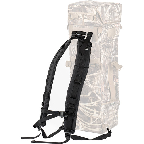 LensCoat Universal Padded Harness for 3Xpandable and 4Xpandable Lens Bags