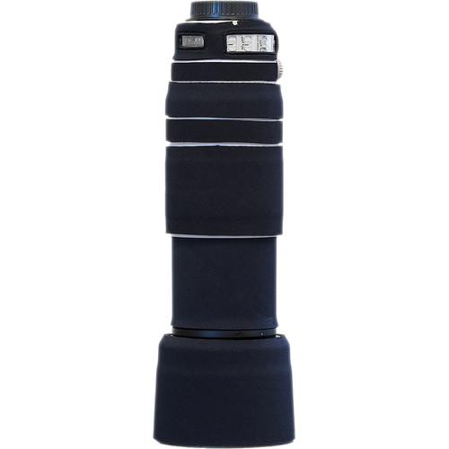 LensCoat Lens Cover for Canon 100-400mm f/4.5-5.6 IS II (Black)