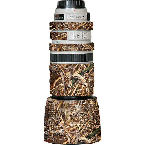LensCoat Lens Cover for the Canon 100-400mm f/4-5.6 Lens (Realtree Max5)