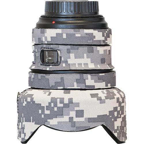 LensCoat Lens Cover for Canon 11-24mm f/4 (Digital Camo)