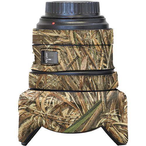 LensCoat Lens Cover for Canon 11-24mm f/4 (Realtree Max5)