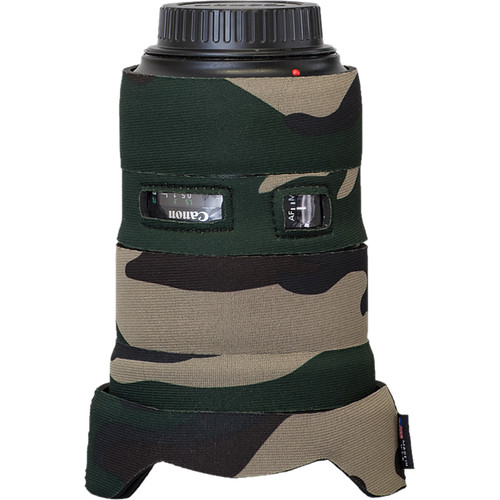 LensCoat for the Canon 16-35mm III f/2.8 Lens (Forest Green Camo)