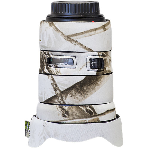 LensCoat for the Canon 16-35mm III f/2.8 Lens (Realtree AP Snow)