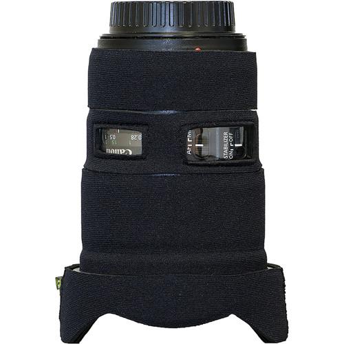 LensCoat Lens Cover for Canon EF 16-35mm f/4L IS USM (Black)