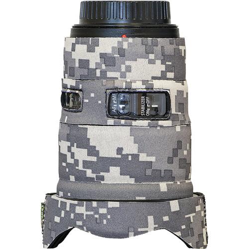 LensCoat Lens Cover for Canon EF 16-35mm f/4L IS USM (Digital Camo)