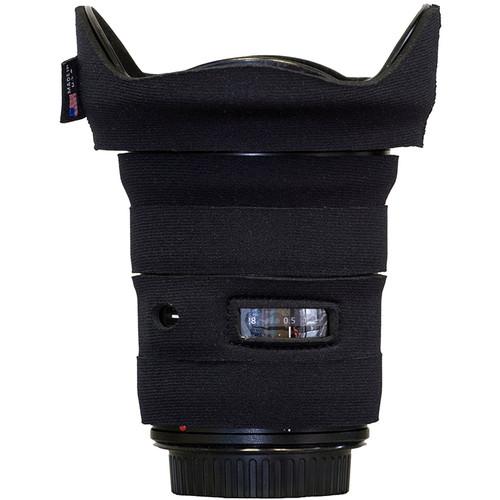 LensCoat Lens Cover for Canon 17-40mm f/4 (Black)