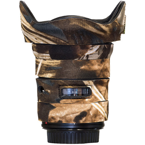 LensCoat Lens Cover for Canon 17-40mm f/4 (Realtree Max4)