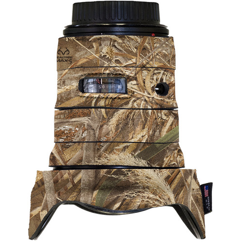 LensCoat Lens Cover for Canon 17-40mm f/4 (Realtree Max5)