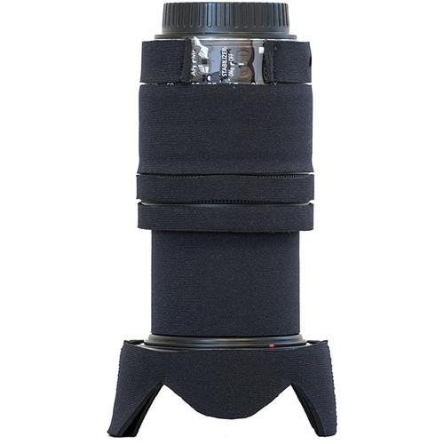 LensCoat Lens Cover for Canon EF-S 18-135mm IS STM Lens (Black)