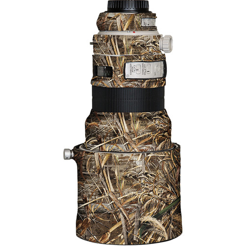 LensCoat Lens Cover for the Canon 200mm f/2 Lens (Realtree Max5)