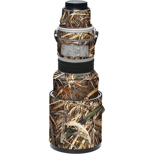 LensCoat Lens Cover for Canon 300mm Non IS f/2.8 Lens (Realtree Max5)