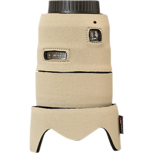 LensCoat Telephoto Lens Cover for Canon 35mm II F1.4 (Canon White)
