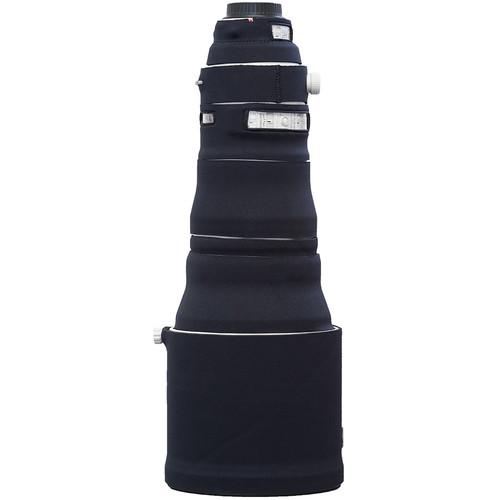 LensCoat Lens Cover for Canon 400mm f/2.8 IS III Lens (Black)