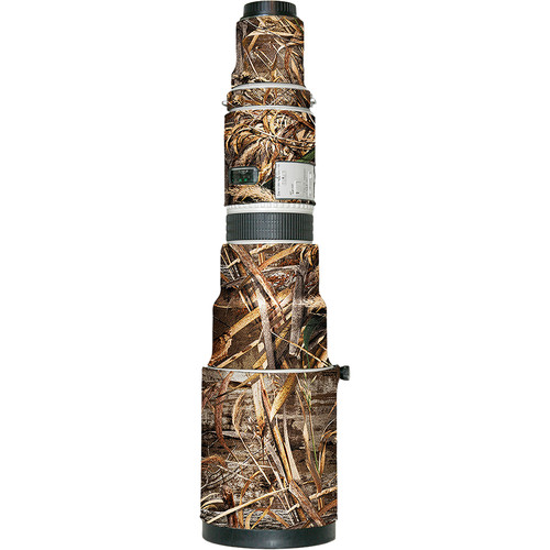 LensCoat Lens Cover for the Canon 500mm f/4.5 Lens (Realtree Max5)