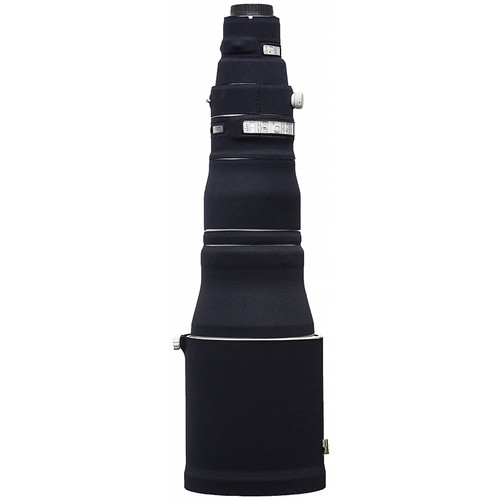 LensCoat Lens Cover for the Canon 600mm f/4 IS III Lens (Black)