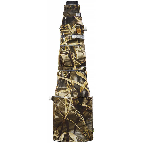LensCoat LensCoat Lens Cover for the Canon 600mm f/4 IS III Lens (Realtree Max4)