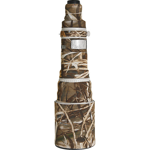 LensCoat Lens Cover for the Canon 600mm f/4 IS Lens (Realtree Max5)