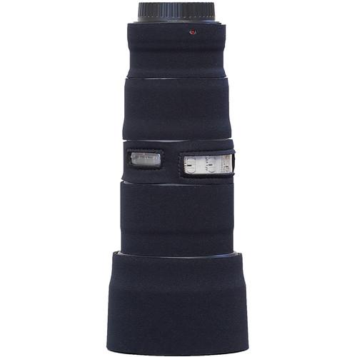 LensCoat Lens Cover for the Canon 70-200mm f/4 IS II Lens (Black)
