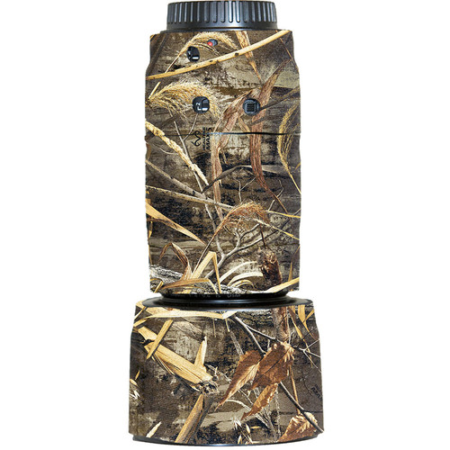 LensCoat Lens Cover for Canon 70-300mm f/4-5.6 Lens (Realtree Max5)