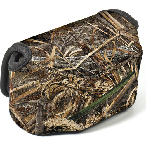 LensCoat BodyBag Point-and-Shoot Large Zoom (Realtree MAX-5)