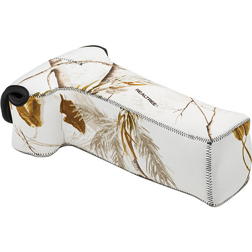LensCoat BodyBag Sport Camera Case (Realtree AP Snow)