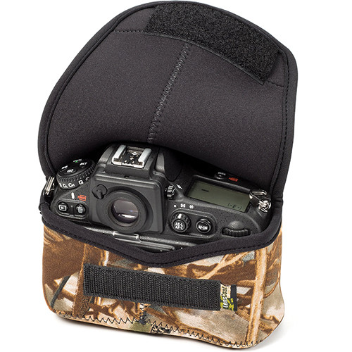LensCoat BodyBag Plus DSLR Body Case for D800 or D810(Realtree Max4)