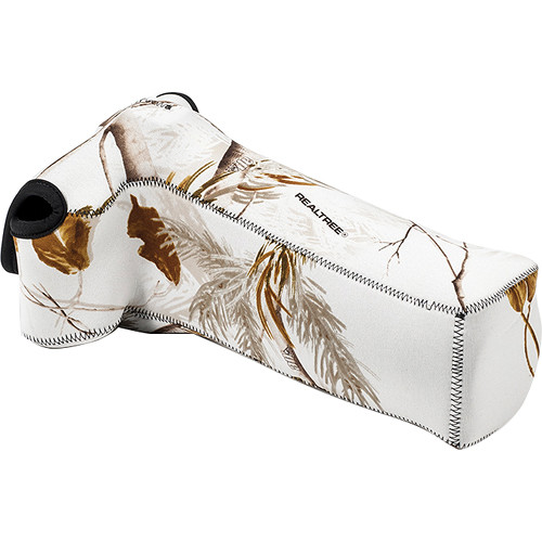 LensCoat BodyBag Plus Sport DSLR Camera Case (Realtree AP Snow)