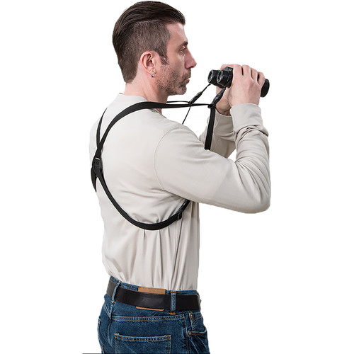 LensCoat Camera/Binoculars Harness (Elastic Version)