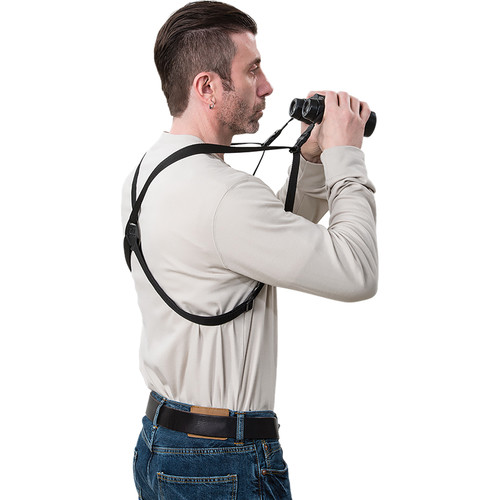 LensCoat Camera/Binoculars Harness (Webbing Version)