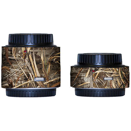 LensCoat Lens Cover for the Canon Extender Set EF III (Realtree Max5)