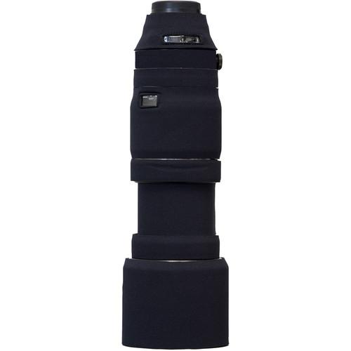 LensCoat Lens Cover for Fuji 100-400mm f/4.5-5.6 R LM OIS WR (Black)
