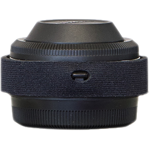 LensCoat Lens Cover for Fuji XF 1.4 Teleconverter (Black)