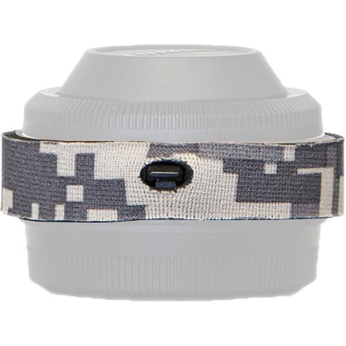 LensCoat Telephoto Lens Cover for Fuji XF 1.4x Teleconverter (Digital Camo)