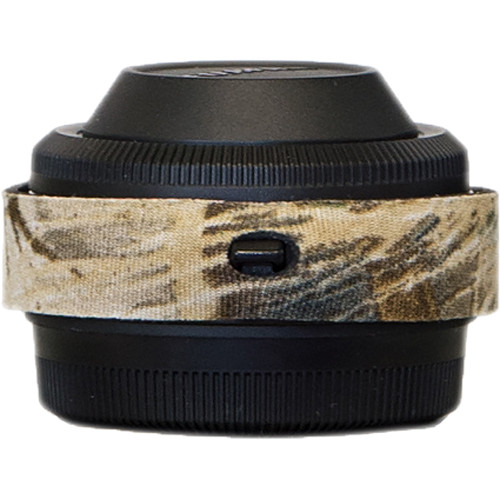 LensCoat Lens Cover for Fuji XF 1.4 Teleconverter (Realtree Max4)