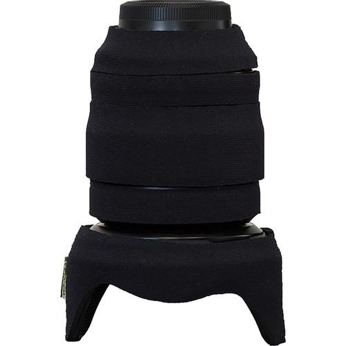 LensCoat Lens Cover for Fujifilm XF 16-55mm f/2.8 R LM WR (Black)
