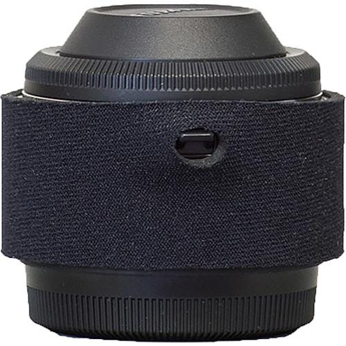 LensCoat Lens Cover for Fuji XF 2x Teleconverter (Black)