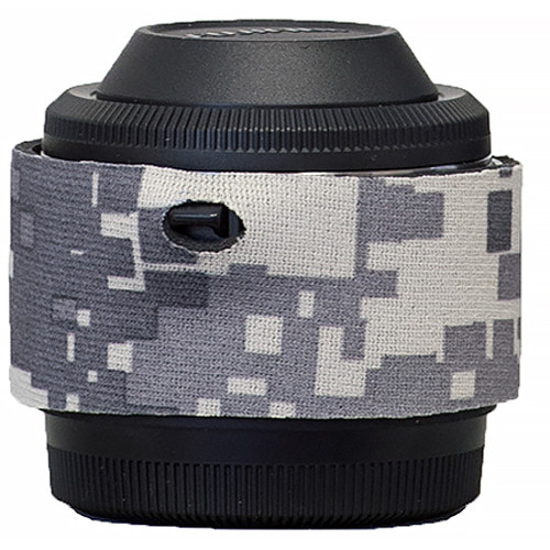 LensCoat Lens Cover for Fuji XF 2x Teleconverter (Digital Camo)