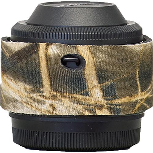 LensCoat Lens Cover for Fuji XF 2x Teleconverter (Realtree Max4)