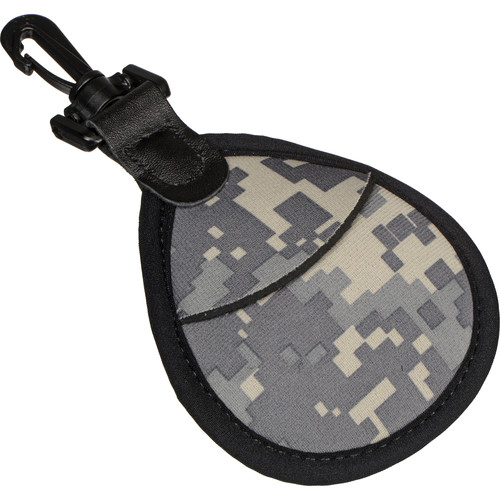 LensCoat FilterPouch 2 (58mm, Digital Camo)
