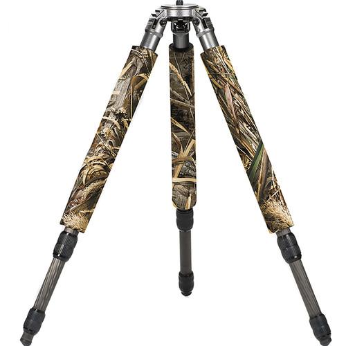 LensCoat LegCoat 1348 Tripod Leg Protectors (Realtree Max5, 3-Pack)