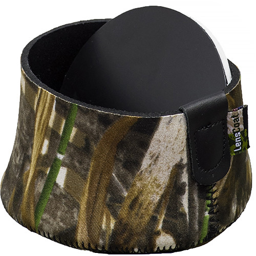 LensCoat Hoodie Lens Hood Cover (Small, Realtree Max5)
