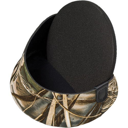 LensCoat Hoodie Lens Hood Cover (2X-Small, Realtree Max5)