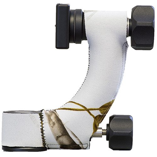 LensCoat Induro GHB1 Gimbal Head Cover (Realtree AP Snow)