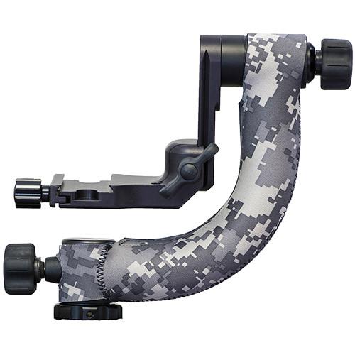 LensCoat Jobu Heavy-Duty Mark IV DMG-HD4 Gimbal Head Cover (Digital Camo)