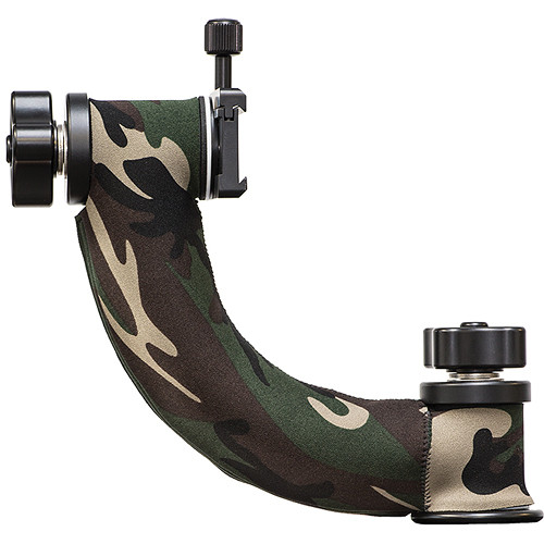 LensCoat King Cobra Cover (Forest Green Camo)