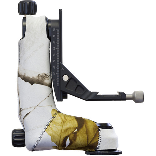 LensCoat Katana Junior Gimbal Head Cover (Realtree AP Snow)
