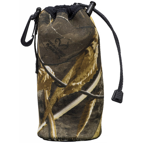 LensCoat LensPouch (Small Wide, Realtree MAX-5)