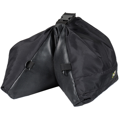 LensCoat LensSack Beanbag Camera Support (Black)