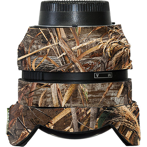 LensCoat Lens Cover for Nikon 14mm f/2.8D ED AF Ultra Wide-Angle Lens (Realtree Max 5)