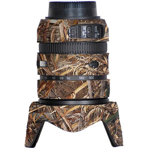 LensCoat Lens Cover for Nikon 18-200mm f/3.5-5.6 G VRII Lens (Realtree Max5)